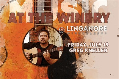 Music At The Winery, Featuring Greg Kneller
