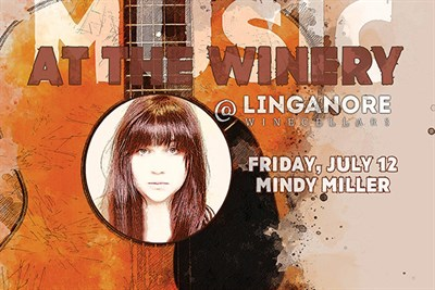 Music At The Winery, Featuring Mindy Miller