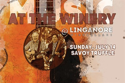 Music At The Winery, Featuring Savoy Truffle
