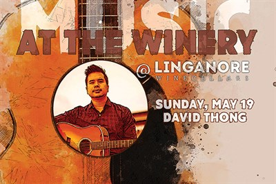 Music At The Winery, Featuring David Thong