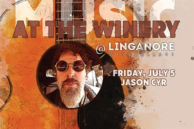 Music At The Winery, Featuring Jason Cyr