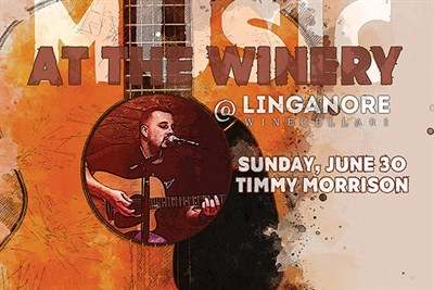 Music At The Winery, Featuring Timmy Morrison