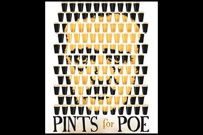 Pints for Poe logo