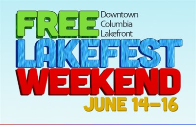 Lakefest Weekend logo