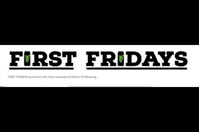 First Fridays Banner