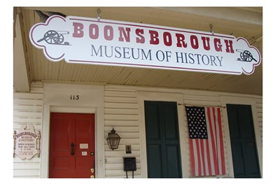 Boonesborough Museum of History