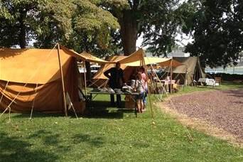 World War II Encampment