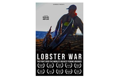 Lobster War poster