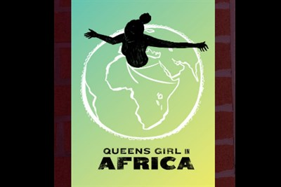 Queens Girl in Africa Poster