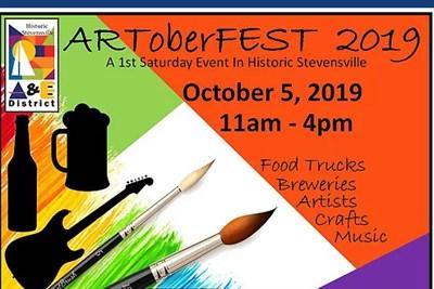 ARToberFEST poster