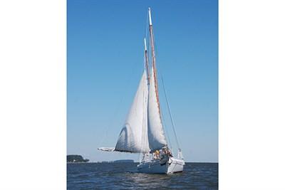 The Edna E. Lockwood Sailing Ship