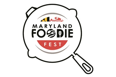 Maryland Foodie Fest logo