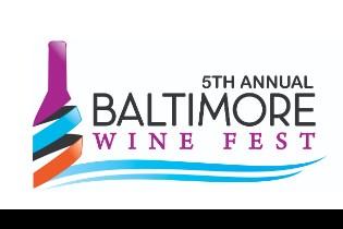 Baltimore Wine Fest logo