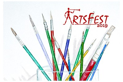 ArtsFest 2019 Poster