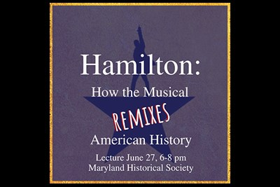 Hamilton Remixes poster