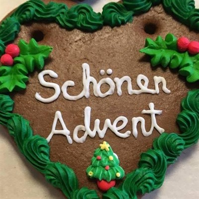 German Christmas Cookie