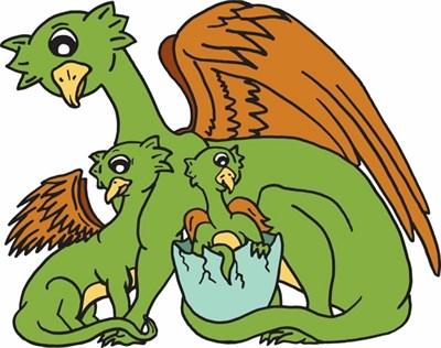 Snallygaster Family