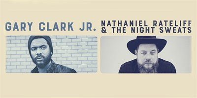 Gary Clark Jr. and Nathaniel Rateliff & The Night Sweats