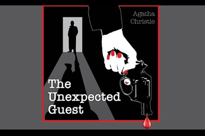 The Unexpected Guest Logo