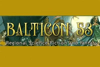 Balticon 53 poster