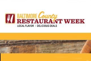 Baltimore County Restaurant Week logo