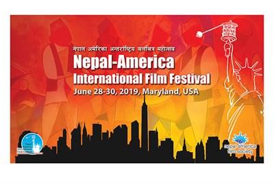 Nepal America International Film Festival poster