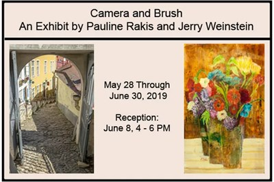 Camera and the Brush Show Poster