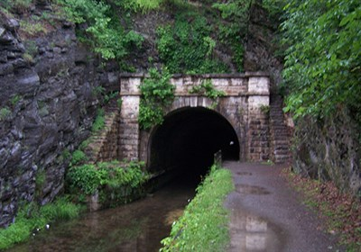 Paw Paw Tunnel.