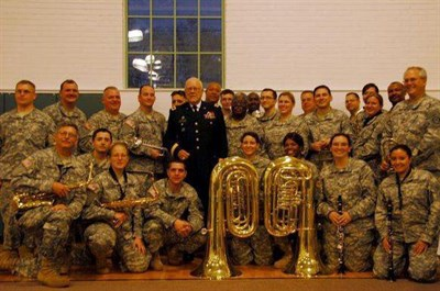 The 229th Maryland National Guard Army Band