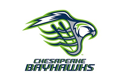 The Chesapeake Bayhawks logo