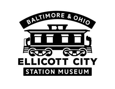 Baltimore & Ohio Ellicott City Station Museum logo