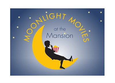 Moonlight Movies at Kentlands Mansion logo