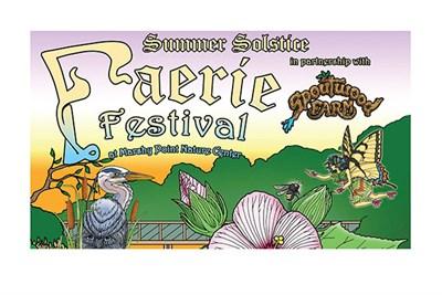 Summer Solstice Faerie Festival poster