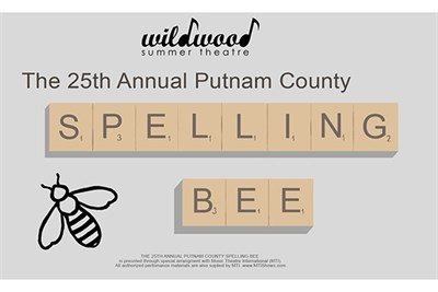 The 25th Annual Putnam County Spelling Bee playbill