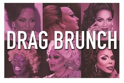 Drag Brunch poster