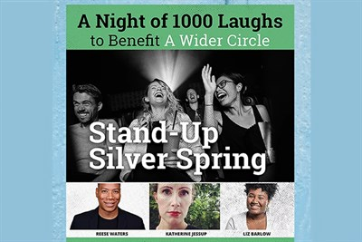 A Night of 1000 Laughs poster