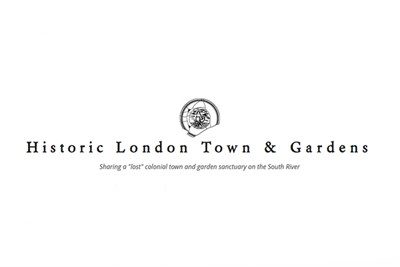 Historic London Town & Gardens Signage