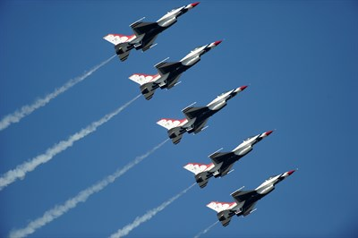 U.S Air Force Thunderbirds
