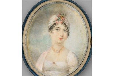 Portrait of Dolley Madison