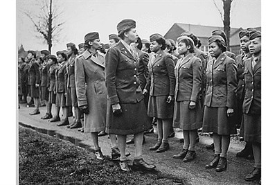 Women of the 6888th