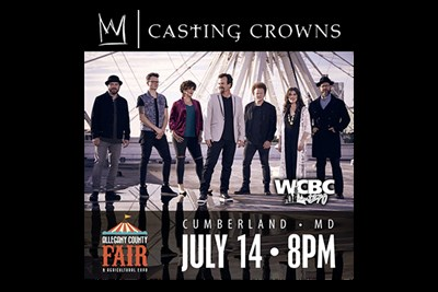 Casting Crowns event poster
