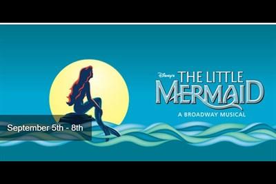 Disney's The Little Mermaid poster