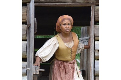 Cate Sharper, A Maryland woman enslaved in Accokeek