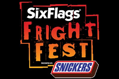 Six Flags America Fright Fest Logo