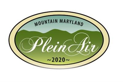 Mountain Maryland Plein Air logo