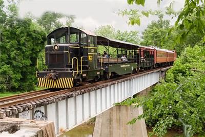 Walkersville Southern Railroad Train