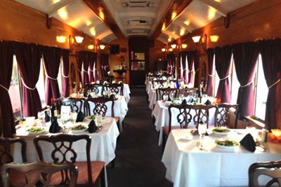historic renovated dining car