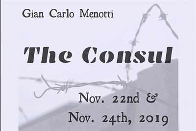 The Consul at Baltimore Concert Opera