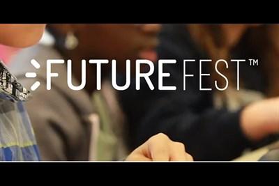 Future Fest Banner