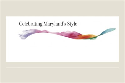 Spectrum of Fashion: Celebrating Maryland's Style poster